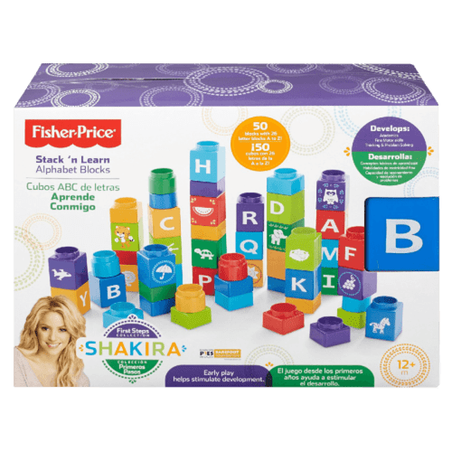 Learn Alphabet Legeblokke